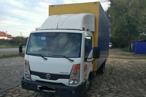 Автомобиль Nissan Cabstar, хорошее состояние, 2009 года выпуска, цена 680 000 руб., Краснодар