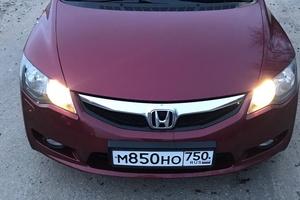 Подержанный автомобиль Honda Civic, хорошее состояние, 2009 года выпуска, цена 570 000 руб., Подольск