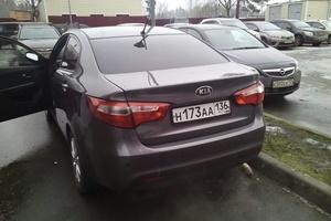 Подержанный автомобиль Kia Rio, отличное состояние, 2013 года выпуска, цена 550 000 руб., Балашиха