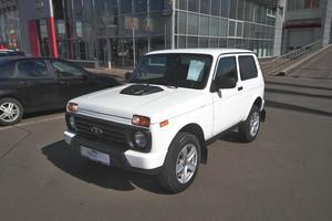 Авто ВАЗ (Lada) 4x4, 2015 года выпуска, цена 409 000 руб., Москва