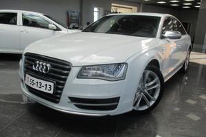 Подержанный автомобиль Audi S8, хорошее состояние, 2012 года выпуска, цена 3 300 000 руб., Тольятти