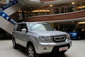 Авто Honda Pilot, 2008 года выпуска, цена 809 000 руб., Москва