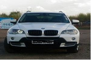 Автомобиль BMW X5, отличное состояние, 2008 года выпуска, цена 1 050 000 руб., Раменское