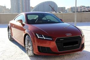 Подержанный автомобиль Audi TT, отличное состояние, 2015 года выпуска, цена 3 000 000 руб., Москва