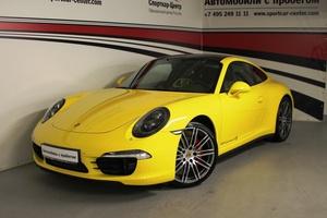 Авто Porsche 911, 2015 года выпуска, цена 4 980 000 руб., Москва
