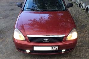 Автомобиль ВАЗ (Lada) Priora, хорошее состояние, 2009 года выпуска, цена 180 000 руб., Челябинск