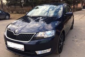 Автомобиль Skoda Rapid, отличное состояние, 2014 года выпуска, цена 465 000 руб., Серпухов