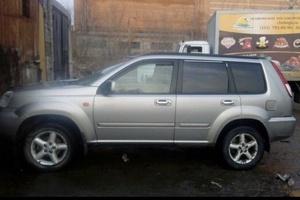 Автомобиль Nissan X-Trail, отличное состояние, 2003 года выпуска, цена 490 000 руб., Челябинск