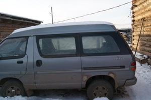 Автомобиль Toyota Lite Ace, среднее состояние, 1993 года выпуска, цена 130 000 руб., Иркутск