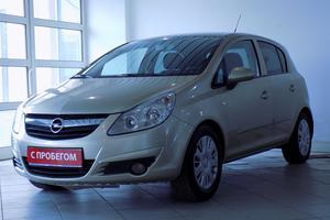 Авто Opel Corsa, 2007 года выпуска, цена 265 000 руб., Москва