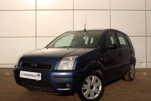 Авто Ford Fusion, 2005 года выпуска, цена 227 000 руб., Москва