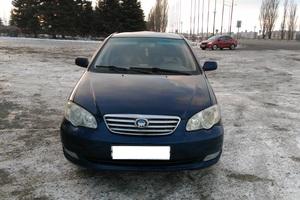 Автомобиль BYD F3, хорошее состояние, 2008 года выпуска, цена 200 000 руб., Старый Оскол