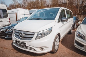 Авто Mercedes-Benz Vito, 2017 года выпуска, цена 2 495 155 руб., Москва