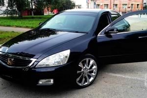 Автомобиль Honda Inspire, хорошее состояние, 2005 года выпуска, цена 400 000 руб., Благовещенск