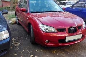 Автомобиль Subaru Impreza, хорошее состояние, 2007 года выпуска, цена 350 000 руб., Сафоново