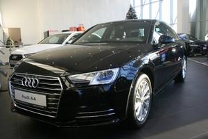 Авто Audi A4, 2017 года выпуска, цена 2 558 896 руб., Москва
