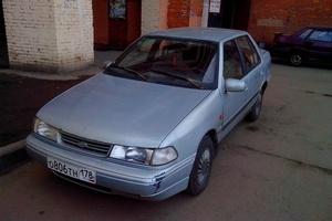 Автомобиль Hyundai Pony, плохое состояние, 1994 года выпуска, цена 17 000 руб., Санкт-Петербург