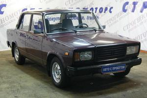 Авто ВАЗ (Lada) 2107, 2009 года выпуска, цена 107 000 руб., Москва