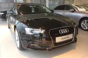 Новый автомобиль Audi A5, 2016 года выпуска, цена 2 720 002 руб., Новороссийск
