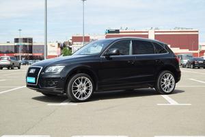 Подержанный автомобиль Audi Q5, отличное состояние, 2012 года выпуска, цена 1 199 000 руб., Краснодар