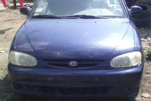 Автомобиль Kia Shuma, битый состояние, 1999 года выпуска, цена 65 000 руб., Таганрог