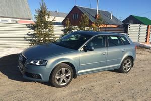 Автомобиль Audi A3, отличное состояние, 2012 года выпуска, цена 700 000 руб., Когалым