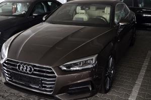 Новый автомобиль Audi A5, 2017 года выпуска, цена 3 300 920 руб., Москва
