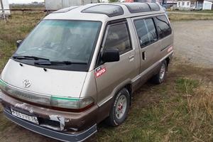 Автомобиль Toyota Lite Ace, среднее состояние, 1991 года выпуска, цена 160 000 руб., Тюмень