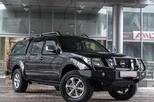 Авто Nissan Navara, 2012 года выпуска, цена 1 299 000 руб., Москва