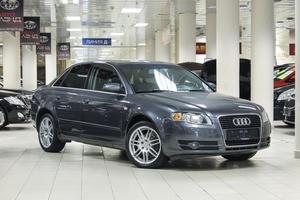 Подержанный автомобиль Audi A4, отличное состояние, 2007 года выпуска, цена 477 777 руб., Москва