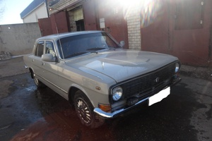 Автомобиль ГАЗ 24 Волга, хорошее состояние, 1990 года выпуска, цена 90 000 руб., Ульяновск