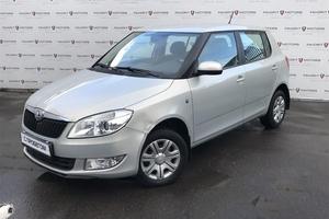 Авто Skoda Fabia, 2013 года выпуска, цена 485 000 руб., Москва