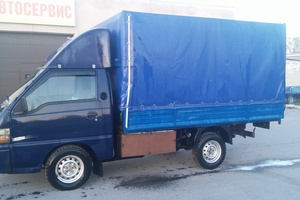 Автомобиль Hyundai Porter, хорошее состояние, 2007 года выпуска, цена 250 000 руб., Озеры