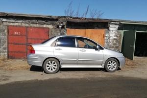 Автомобиль Suzuki Liana, хорошее состояние, 2004 года выпуска, цена 325 000 руб., Ангарск