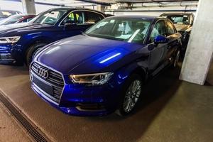 Авто Audi A3, 2017 года выпуска, цена 1 731 930 руб., Москва