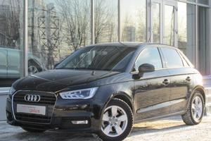 Подержанный автомобиль Audi A1, отличное состояние, 2015 года выпуска, цена 950 000 руб., Екатеринбург