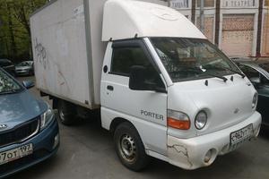 Автомобиль Hyundai H-100, среднее состояние, 2007 года выпуска, цена 210 000 руб., Москва