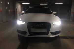 Подержанный автомобиль Audi A5, отличное состояние, 2012 года выпуска, цена 1 250 000 руб., Казань