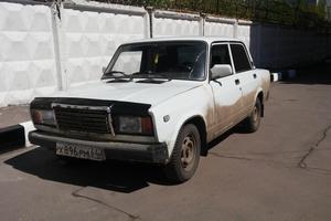 Авто ВАЗ (Lada) 2107, 2007 года выпуска, цена 39 000 руб., Москва