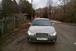 Подержанный автомобиль Hyundai Sonata, среднее состояние, 2008 года выпуска, цена 200 000 руб., Московская область