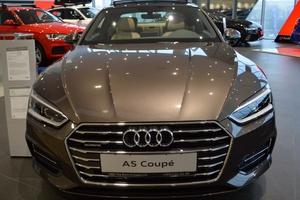 Новый автомобиль Audi A5, 2017 года выпуска, цена 3 580 035 руб., Москва