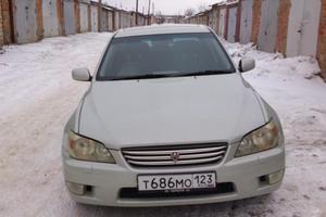 Автомобиль Toyota Altezza, хорошее состояние, 2000 года выпуска, цена 350 000 руб., Ростовская область