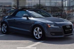 Подержанный автомобиль Audi TT, отличное состояние, 2008 года выпуска, цена 840 000 руб., Ростов-на-Дону