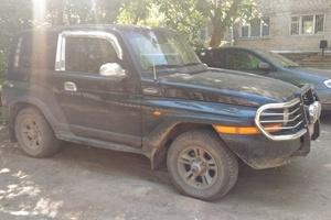 Автомобиль SsangYong Korando, хорошее состояние, 2002 года выпуска, цена 410 000 руб., Пермь