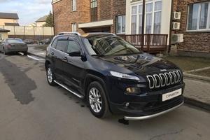 Авто Jeep Cherokee, 2014 года выпуска, цена 1 190 000 руб., Москва