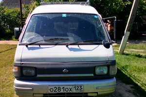 Автомобиль Nissan Vanette, хорошее состояние, 1997 года выпуска, цена 255 000 руб., Краснодар