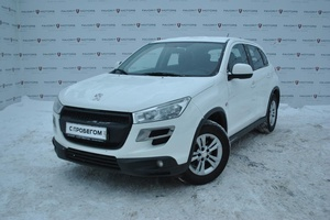 Авто Peugeot 4008, 2012 года выпуска, цена 770 000 руб., Москва