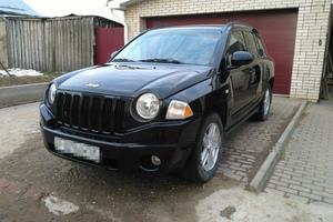 Автомобиль Jeep Compass, хорошее состояние, 2007 года выпуска, цена 490 000 руб., Ижевск