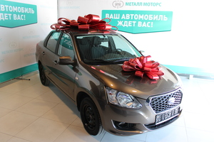 Авто Datsun on-DO, 2017 года выпуска, цена 417 000 руб., Челябинск