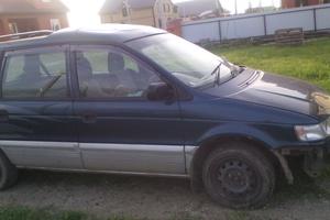 Автомобиль Mitsubishi Chariot, хорошее состояние, 1991 года выпуска, цена 88 000 руб., Краснодар